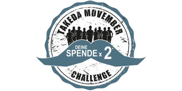 63.821 Euro für die Männergesundheit: Takeda-Movember Challenge ist Spitzenreiter beim Movember 2020