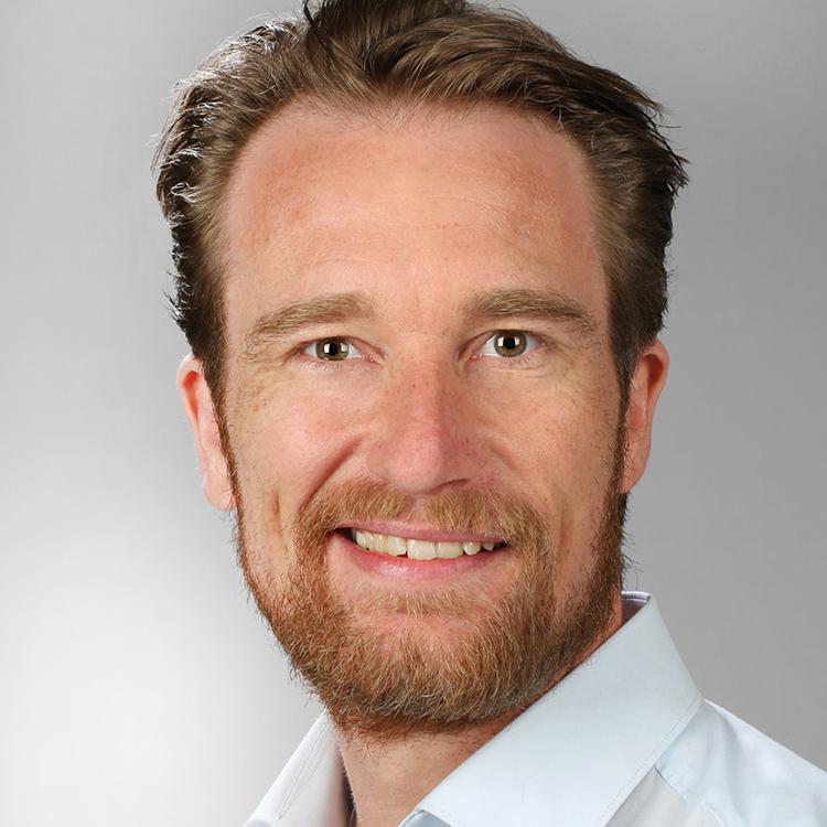 Christoph Mayerl (Leiter Kommunikation und Entwicklung)